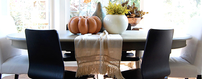Fall Decor: Natural, Neutral And Simple