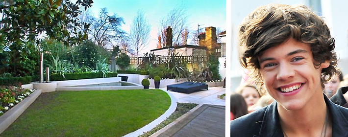     One Direction's Harry Styles Buys London Mansion For $4.8 Million
