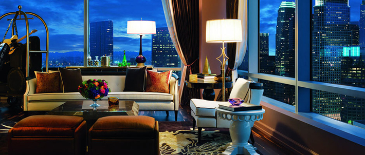 Live The High Life At The Ritz-Carlton's Residences At L.A. Live