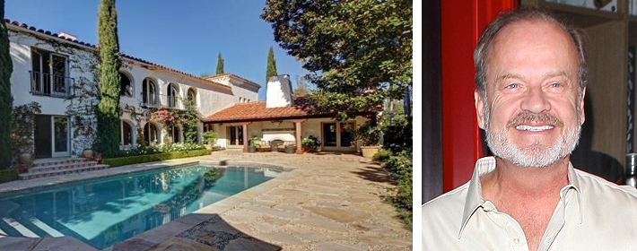 Kelsey Grammer Sells His Beverly Hills Mansion For $6.7 Million