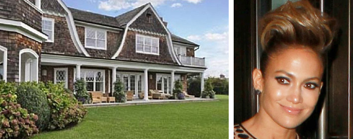 Jennifer Lopez Buys $10 Million Hamptons Mansion