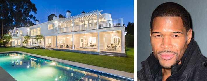 Michael Strahan In Negotiations To Buy This Stunning $17 Million Mansion