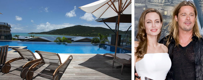 Take A Tour Of The Luxury Retreat Where Angelina Jolie And Brad Pitt Stayed In Australia