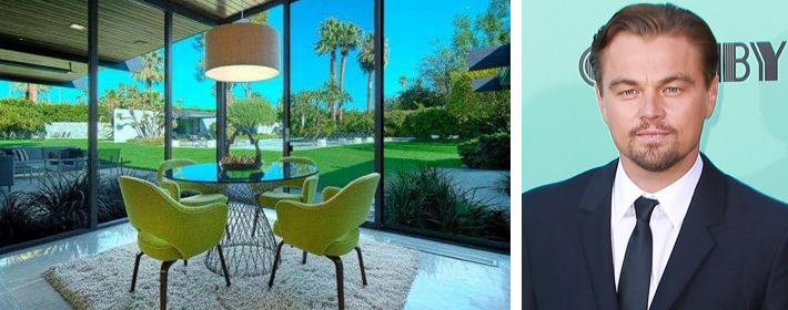 Rent Leonardo DiCaprio's Palm Springs Home For $4500 A Night
