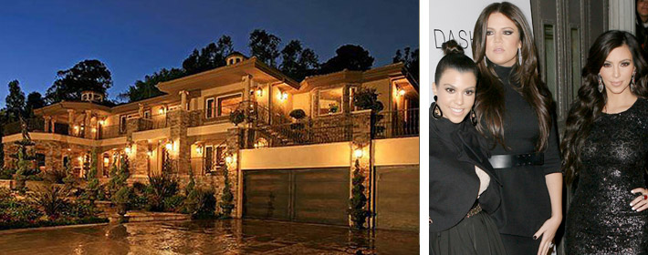 The Kardashian's Fake Calabasas House Listed For $6.25 Million