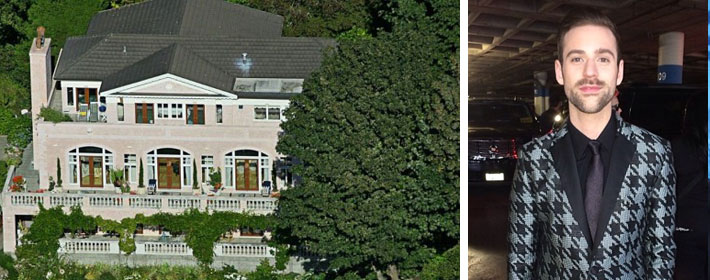 Ryan Lewis Drops $3.3 Million Mansion On The Puget Sound
