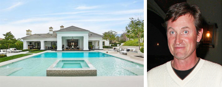Wayne Gretzky Lists Westlake Village Home For $10.5 Million