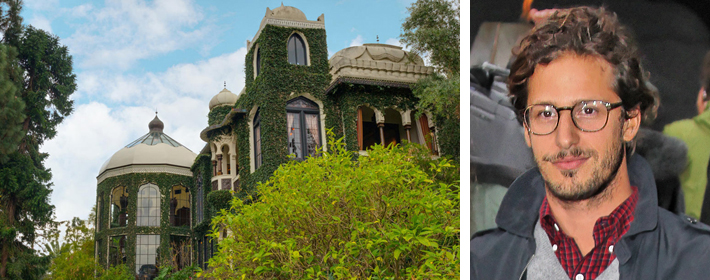 Andy Samberg Buys Historic Hollywood Home For $6.25 Million