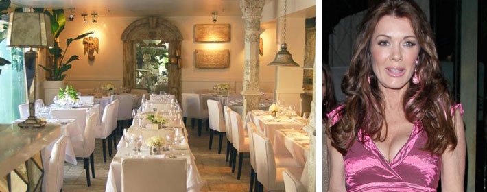Lisa Vanderpump Quietly Selling Villa Blanca Restaurant In Beverly Hills