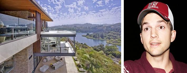 Ashton Kutcher Sells Hollywood Hills Home For $9.925 Million