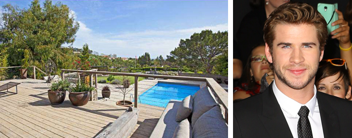 Liam Hemsworth Buys $6.8 Million Malibu Mansion