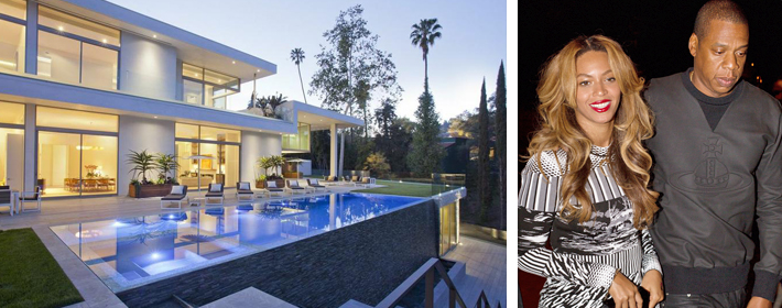 Beyonce And Jay Z Rent $150K A Month Holmby Hills Mansion While They House Hunt In L.A.