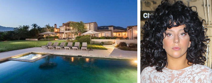 Lady Gaga Buys $24 Million Malibu Mansion
