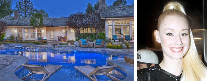 Iggy Azalea And Her Boyfriend Buy Selena Gomez's Former Tarzana Mansion For $3.45 Million