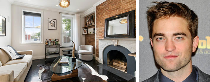 Rob Pattinson Checks Out $3.4 Million Brooklyn Townhome