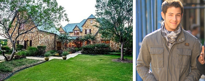 The Jonas Brothers Drop Price On Texas Mansion By $200K
