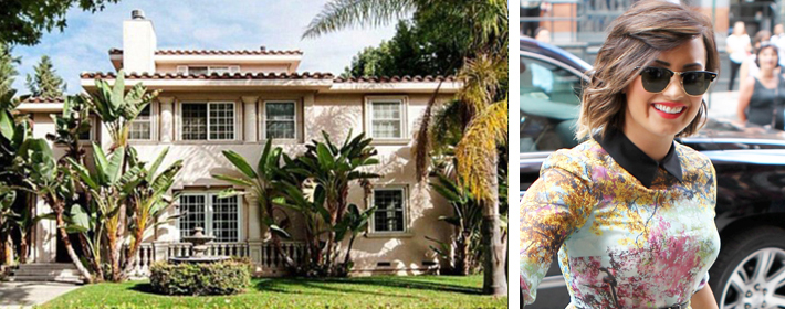 Demi Lovato Re-Lists L.A. Home For $2.25 Million