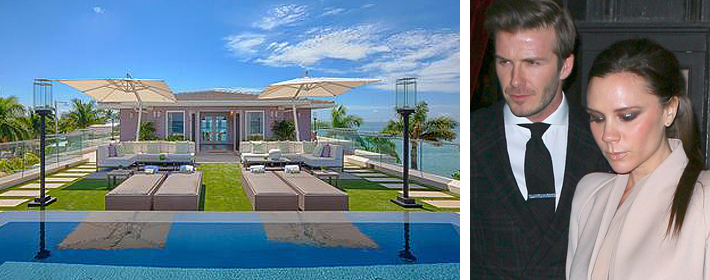 David And Victoria Beckham Spotted Scoping Out $13.9 Million Miami Mansion