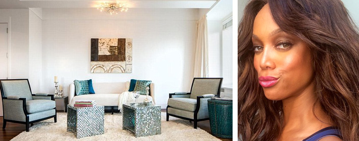 Tyra Banks Lists NYC Apartment For $3.8 Million