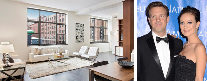 Olivia Wilde And Jason Sudeikis List Manhattan Condo For $4 Million