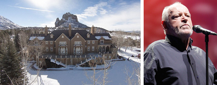 Joe Cocker's Colorado Estate Goes Back On The Market For $7.85 Million