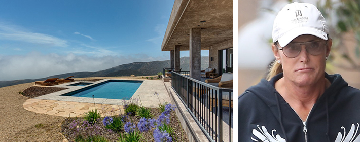 Check Out The Inside Of Bruce Jenner's New $3.5 Million Malibu Home!