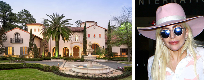 Check Out Lady Gaga's $10K-A-Night Super Bowl Pad In Houston