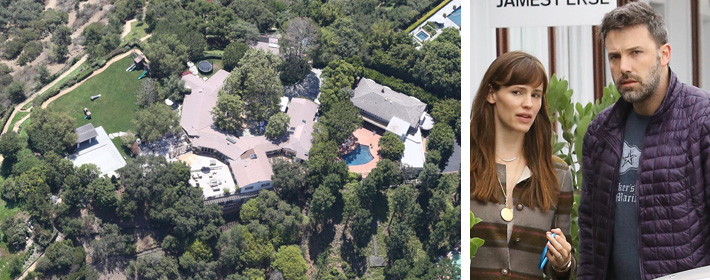 Ben Affleck Moves Out Of Pacific Palisades Home He Shared With Jen Garner And The Kids