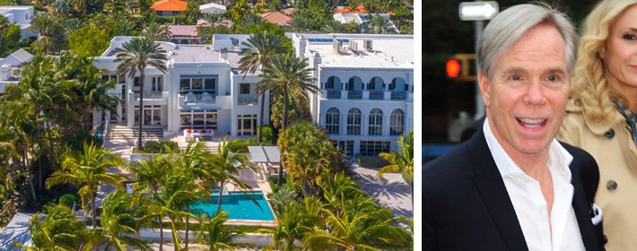 Tommy Hilfiger Lists Colorful Miami Mansion For $27.5 Million