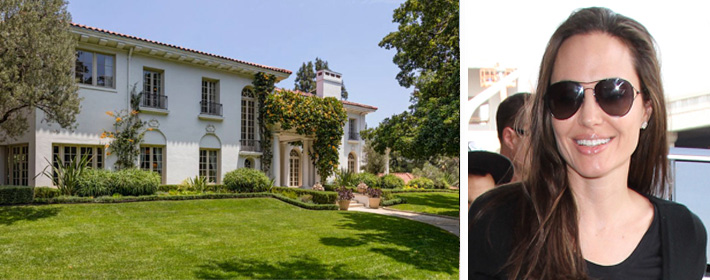 Angelina Jolie Pays $25 Million For Historic Cecil B. DeMille Estate In LA